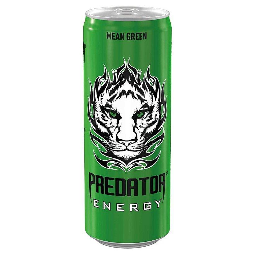 Predator Energy Mean Green 250 ml