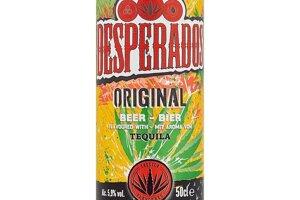 Desperados Pivo s príchuťou tequila špeciálny ležiak svetlý 0,5 l