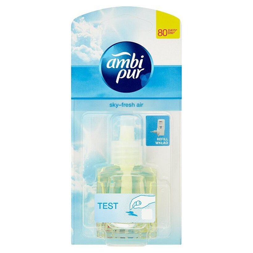 Ambi Pur Sky fresh air vonná náplň do odparovača 20 ml