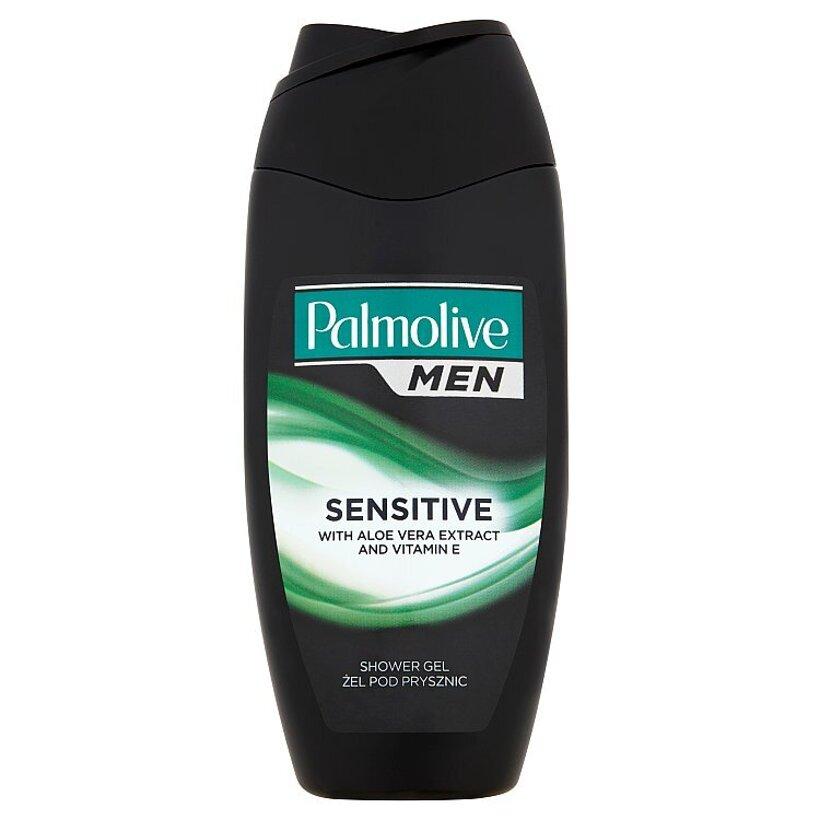 Palmolive Men sensitive sprchovací gél s výťažkom z aloe vera a vitamínom E 250 ml