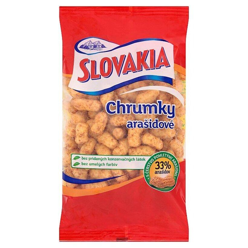 Slovakia Chrumky arašidové 90 g