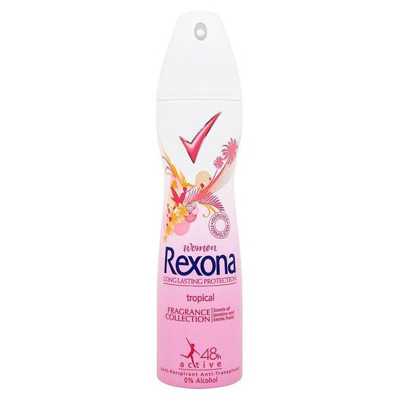 Rexona Women Tropical antiperspirant dezodorant sprej 150 ml