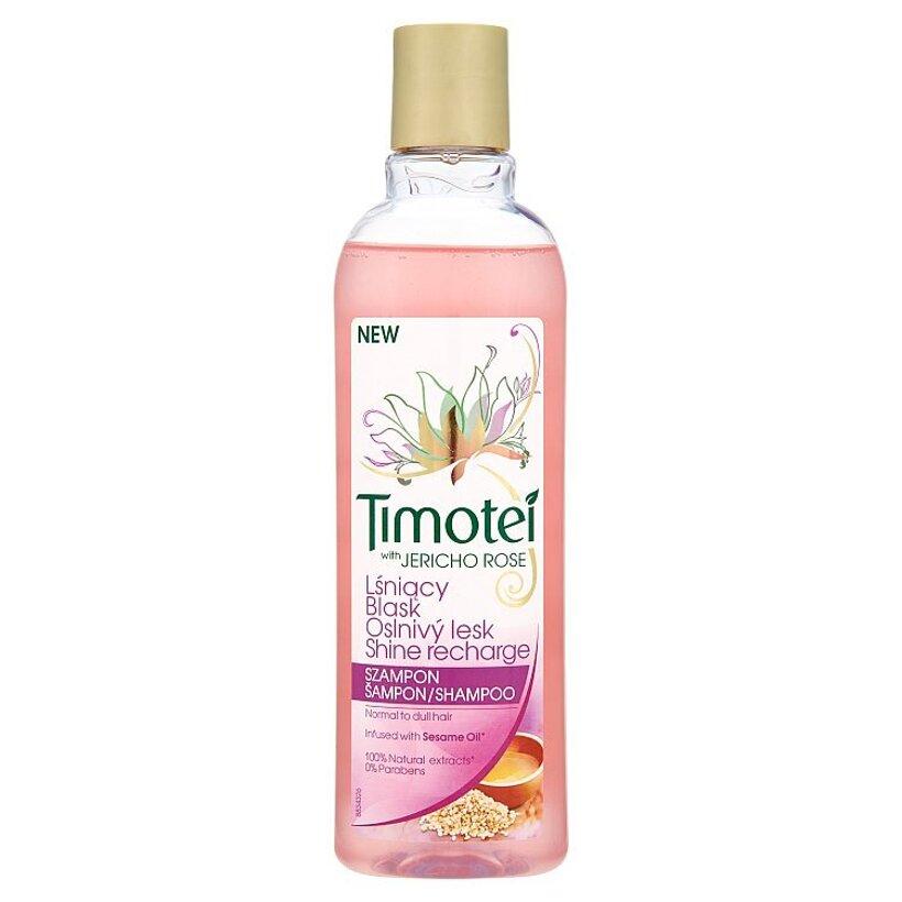 Timotei Oslnivý lesk šampón 250 ml