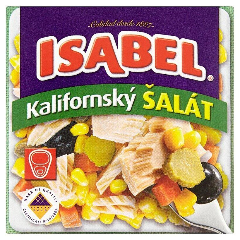 Isabel Kalifornský šalát v oleji 157 g