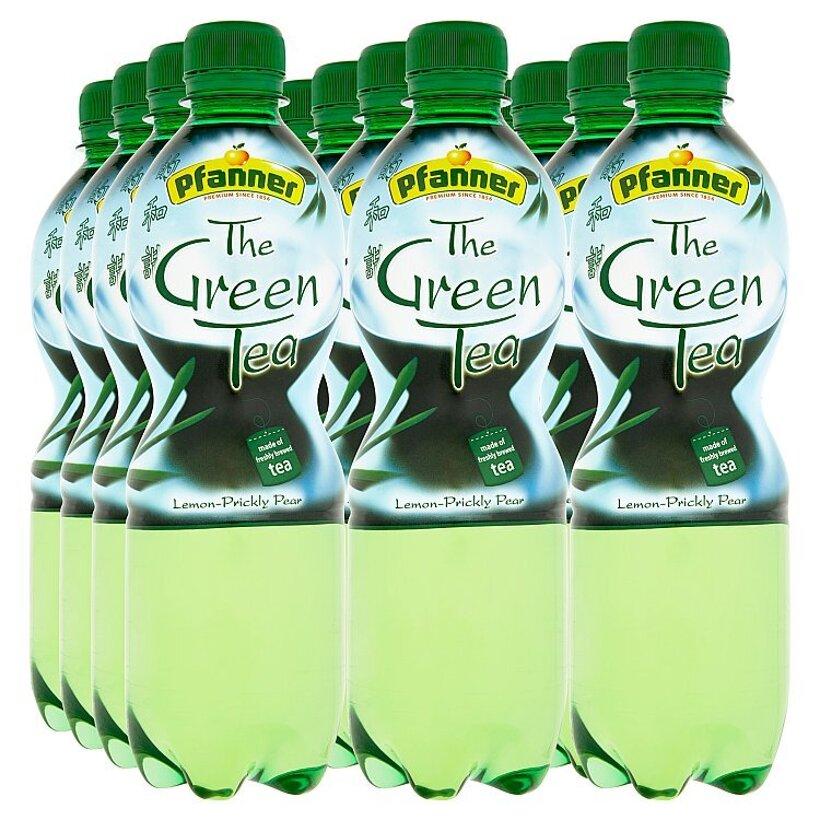 Pfanner Čajový nápoj s citrónovo-opuciovou príchuťou 12 x 0,5 l