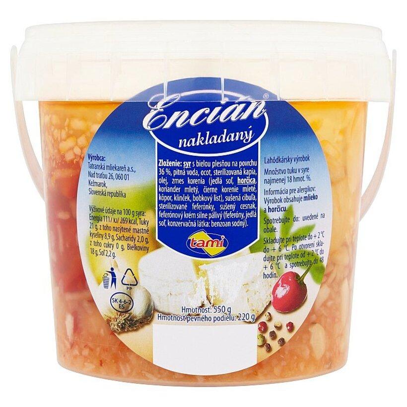 Tami Encián nakladaný 550 g