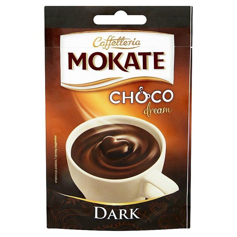 Mokate Caffelleria Choco dream dark instantný nápoj s čokoládovou príchuťou v prášku 25 g