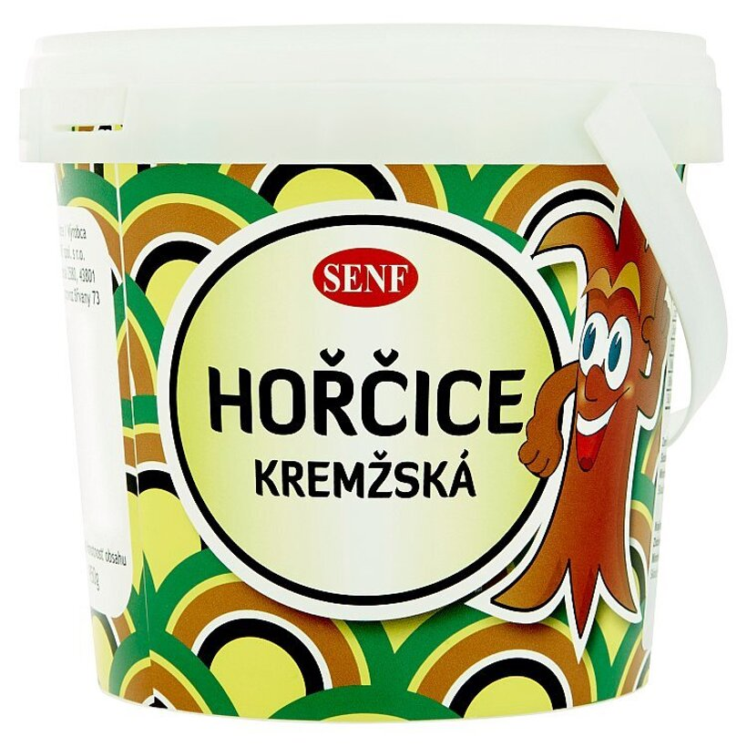 Senf Horčica kremžská 950 g