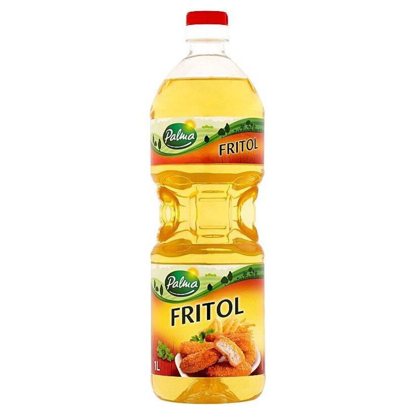Palma Fritol Zmes rastlinných olejov 1 l