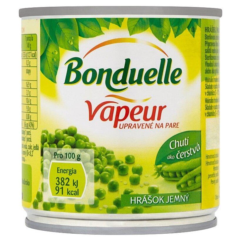 Bonduelle Vapeur Hrášok jemný 160 g