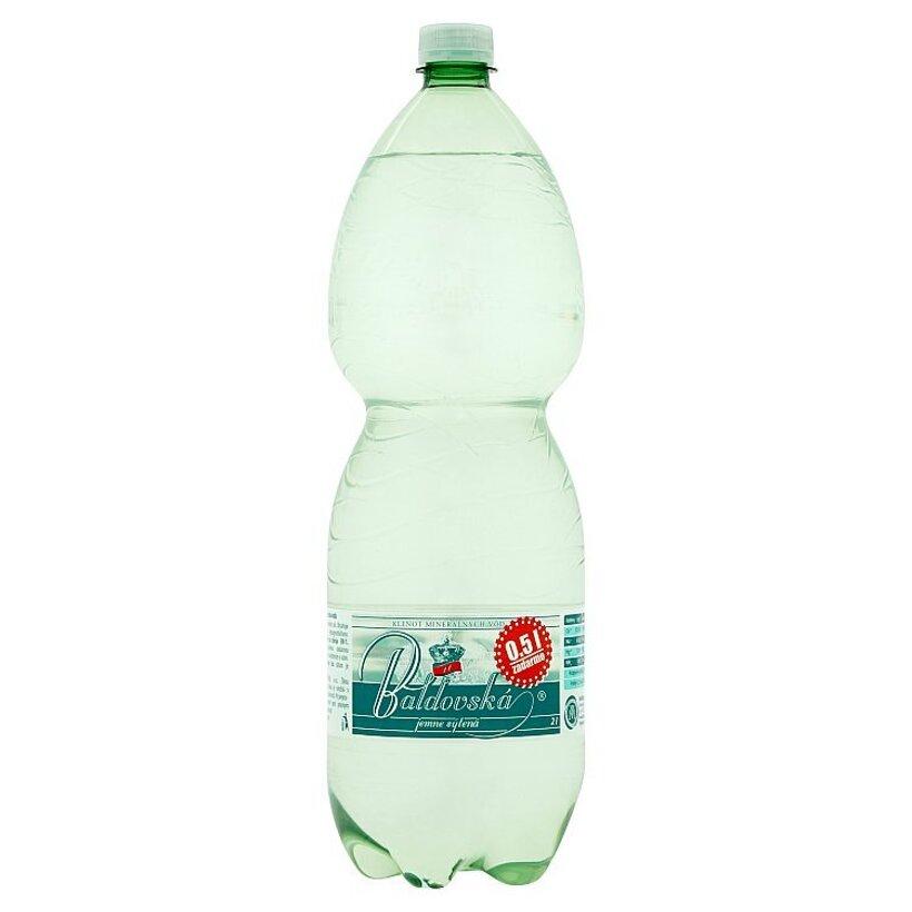 Baldovská Jemne sýtená prírodná minerálna voda 2 l
