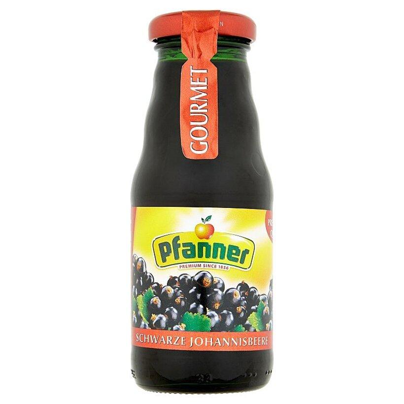 Pfanner Gourmet Nektár z čiernych ríbezlí vyrobený z koncentrátu 0,2 l