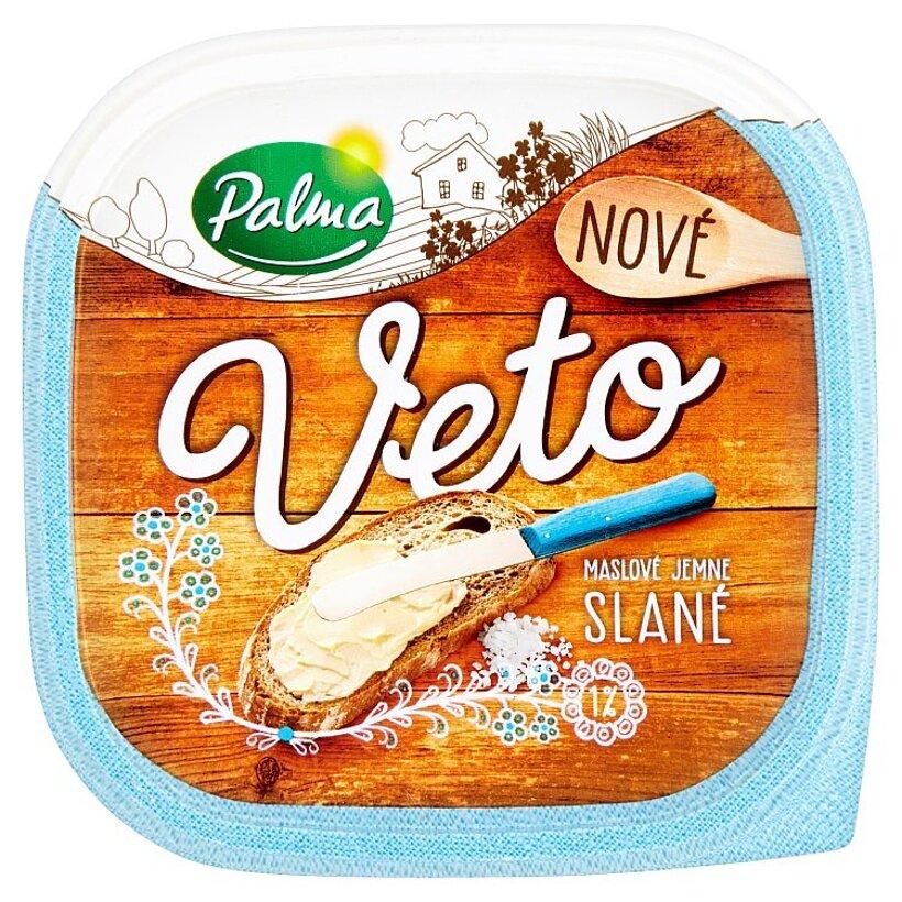 Palma Veto Maslové jemne slané 1% 450 g