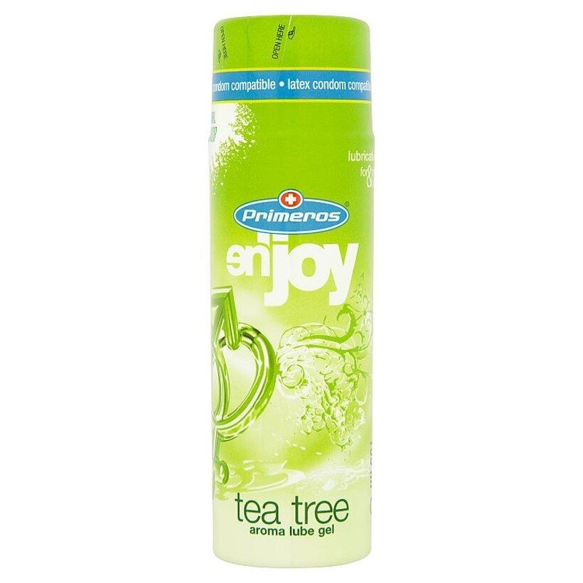 Primeros en'joy tea tree lubrikačný gél s arómou Tea Tree 100 ml