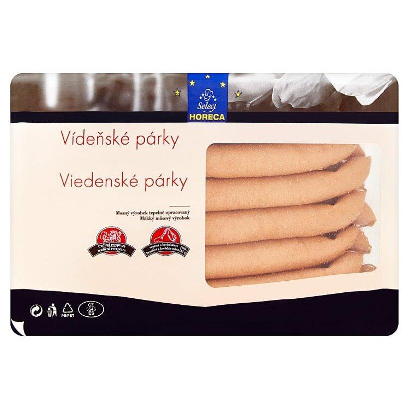Horeca Select Viedenské párky 550 g