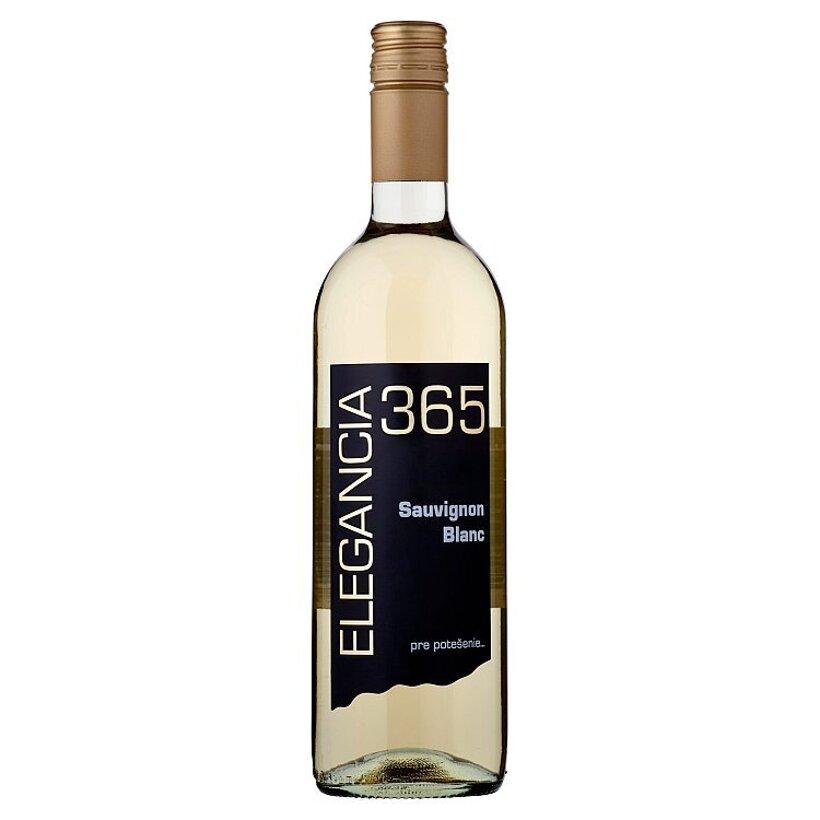 Elegancia 365 Sauvignon Blanc víno biele suché 0,75 l