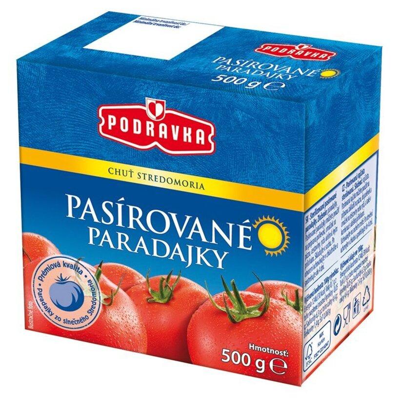 Podravka Pasírované paradajky 500 g