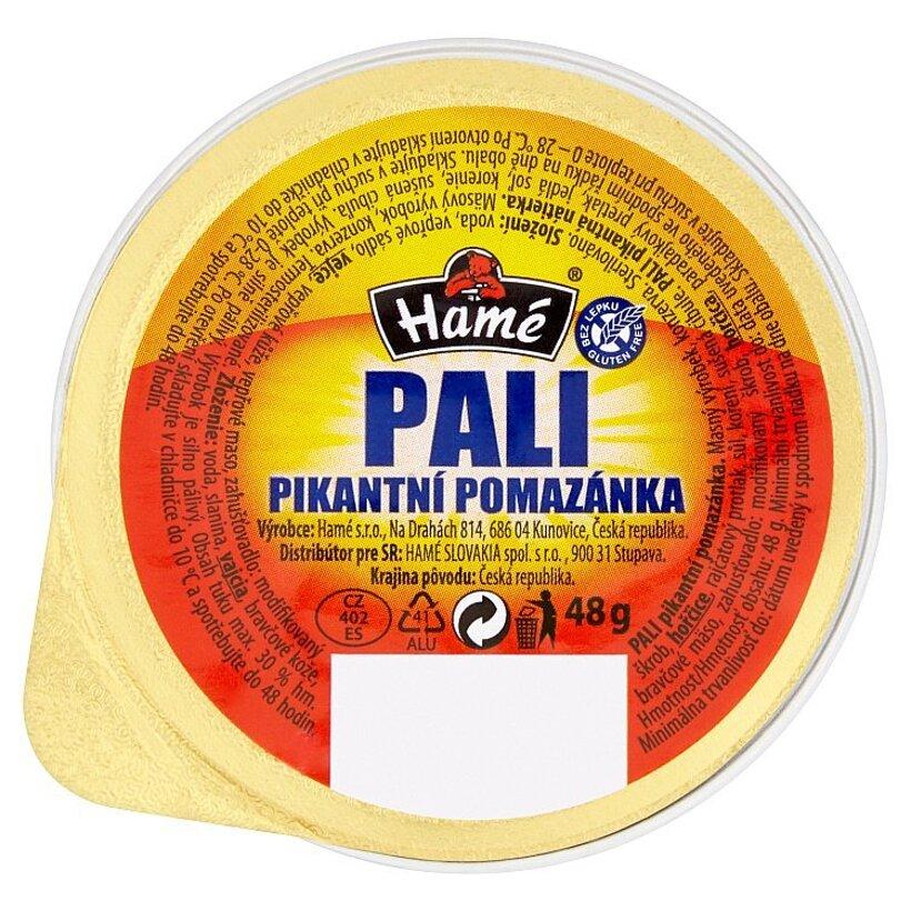 Hamé Pali pikantná nátierka 48 g