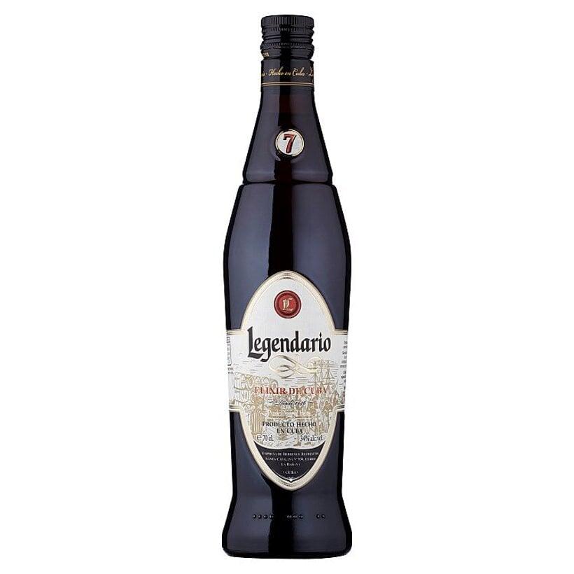 Legendario Elixir de Cuba kubánsky rum 0,7 l