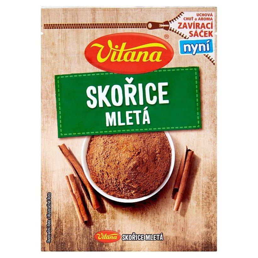 Vitana Škorica mletá 23 g