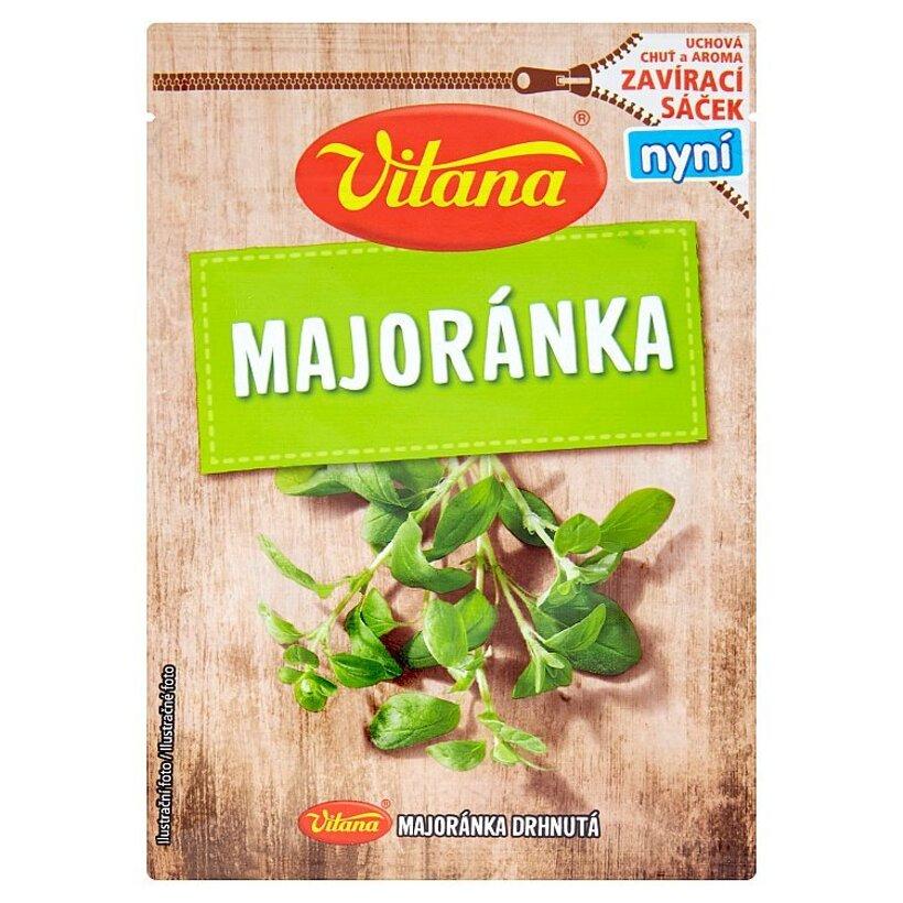 Vitana Majorán drvený sušený 5 g
