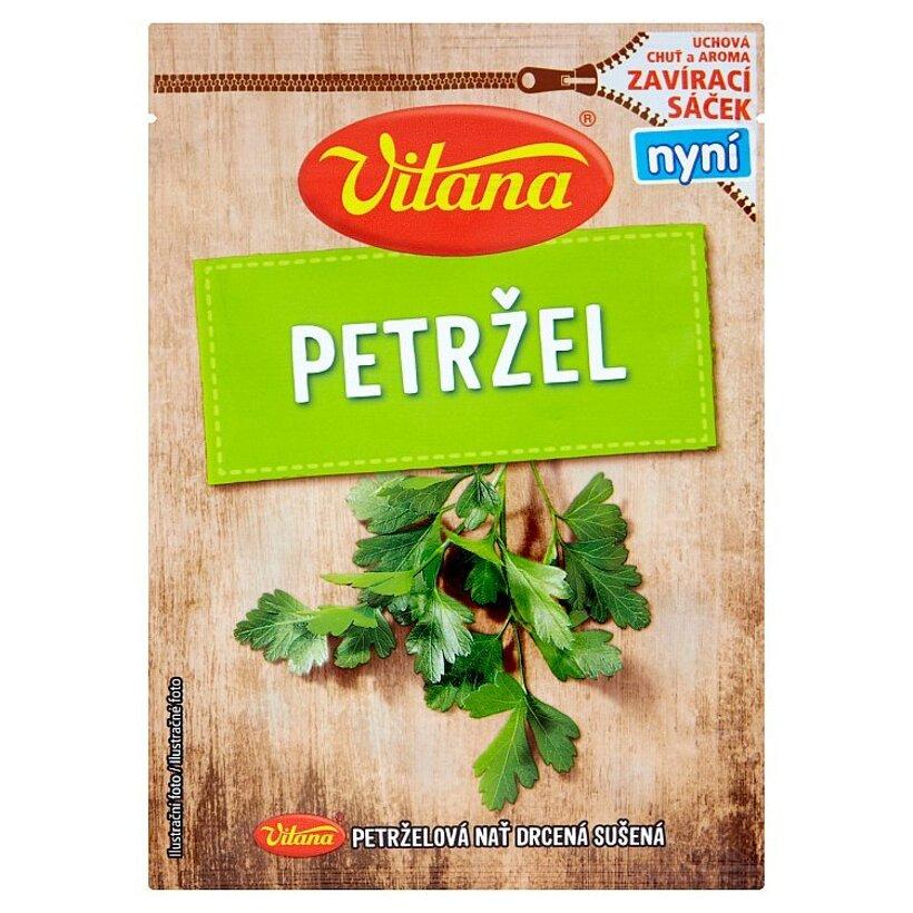 Vitana Petržlenová vňať drvená 5 g