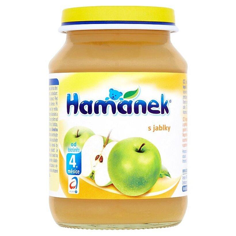 Hamánek S jablkami 190 g