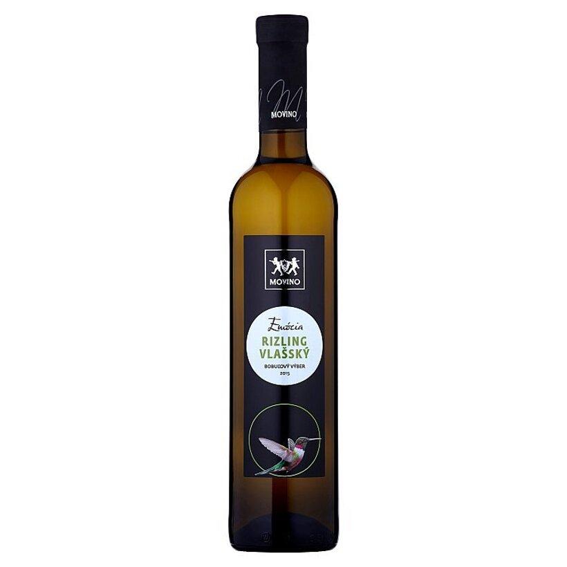 Movino Emócia Rizling vlašský bobuľový výber víno biele polosladké 0,5 l