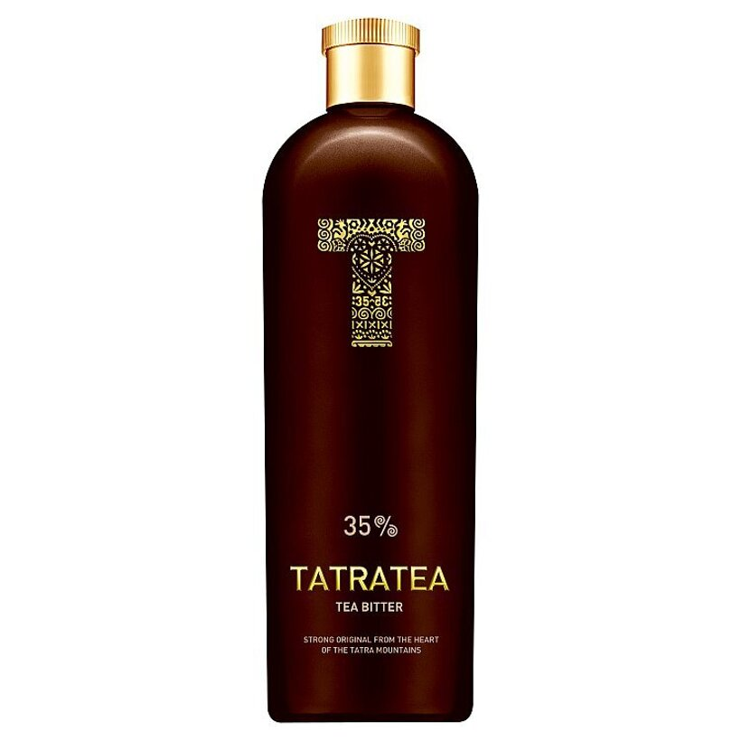 Karloff Tatratea 35% tea bitter 0,7 l