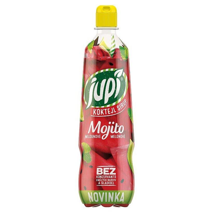 Jupí Koktejl Sirup Mojito melónové 0,7 l