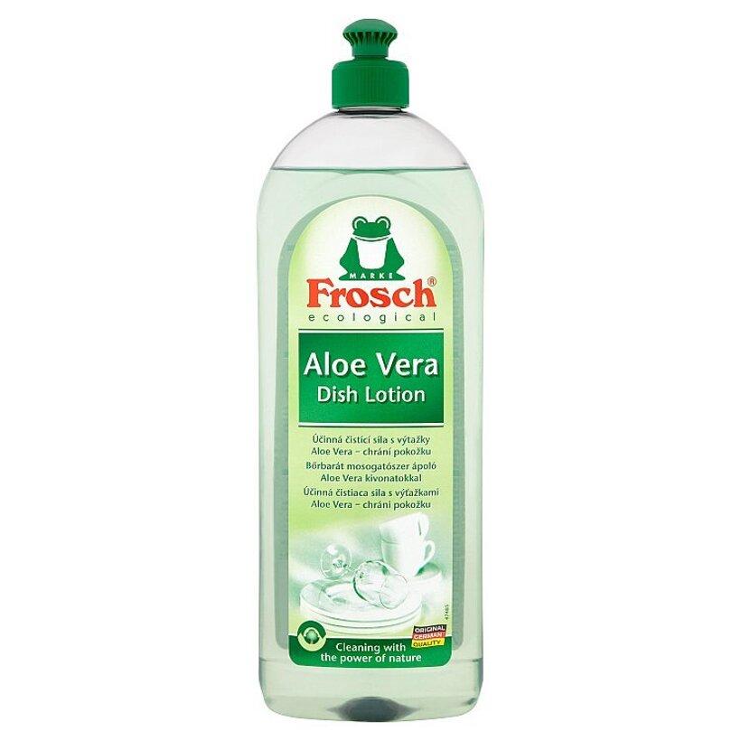 Frosch Ecological Aloe Vera Lotion na umývanie riadu 750 ml