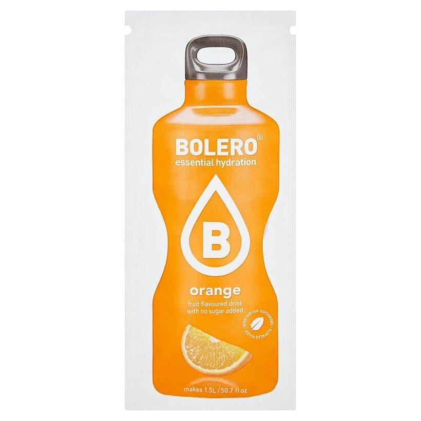 Bolero Nealkoholický nápoj v prášku so sladidlami s pomarančovou príchuťou 9 g