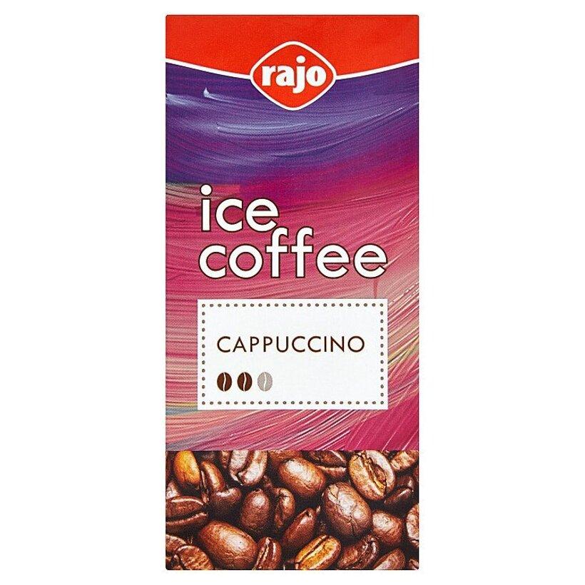 Rajo Ice Coffee Cappuccino 330 ml