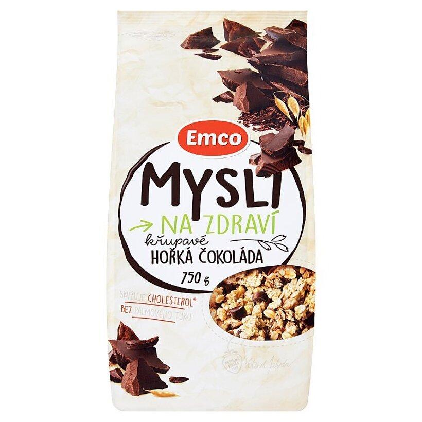 Emco Mysli na Zdraví Mysli chrumkavé horká čokoláda 750 g