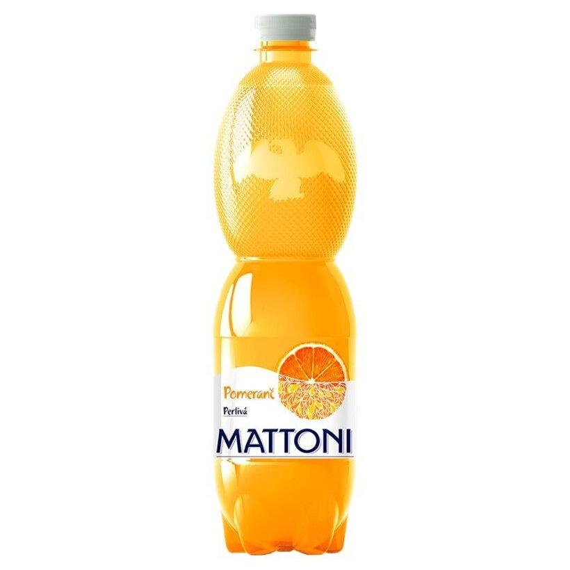 Mattoni Pomaranč perlivá 0,75 l
