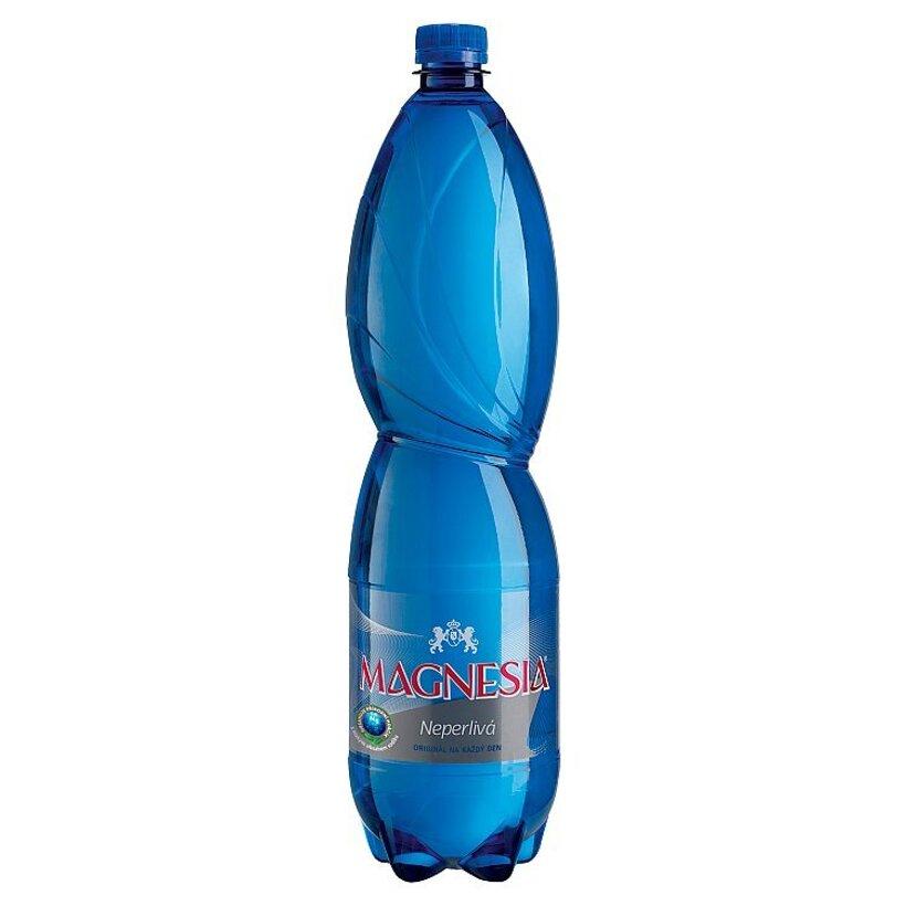 Magnesia Prírodná minerálna voda neperlivá 1,5 l