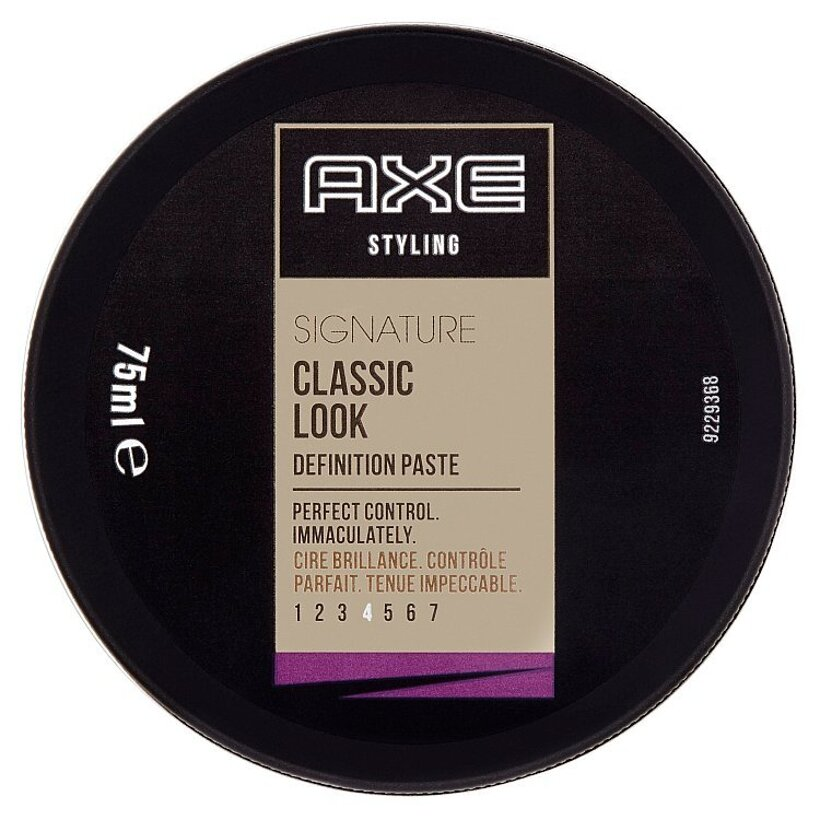 Axe Signature Classic Look vosk na vlasy 75 ml
