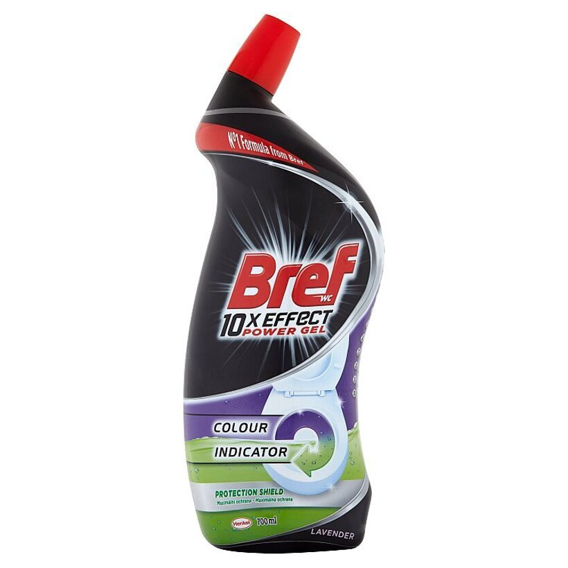 Bref 10x Effect Power Gel Protection Shield Lavender 700 ml