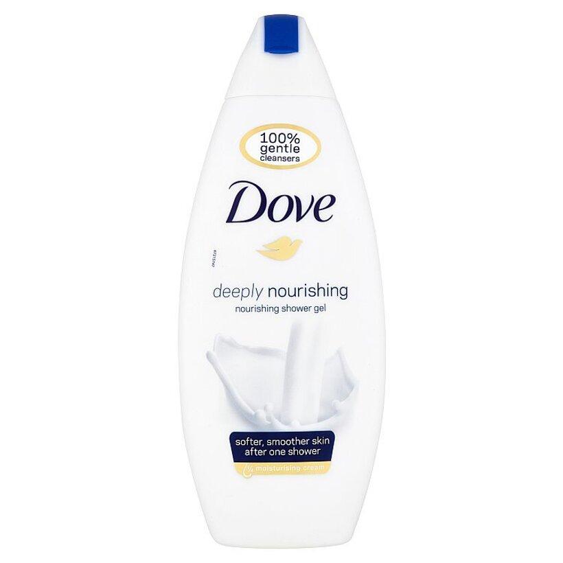 Dove Deeply Nourishing vyživujúci sprchovací gél 250 ml