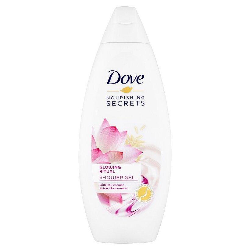 Dove Nourishing Secrets Glowing Ritual sprchovací gél 250 ml