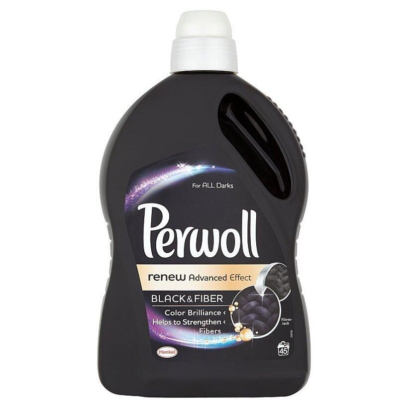 Perwoll renew Advanced Effect Black & Fiber 45 praní 2,7 l