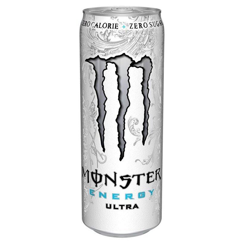 Monster Energy Ultra sýtený energetický nápoj 355 ml
