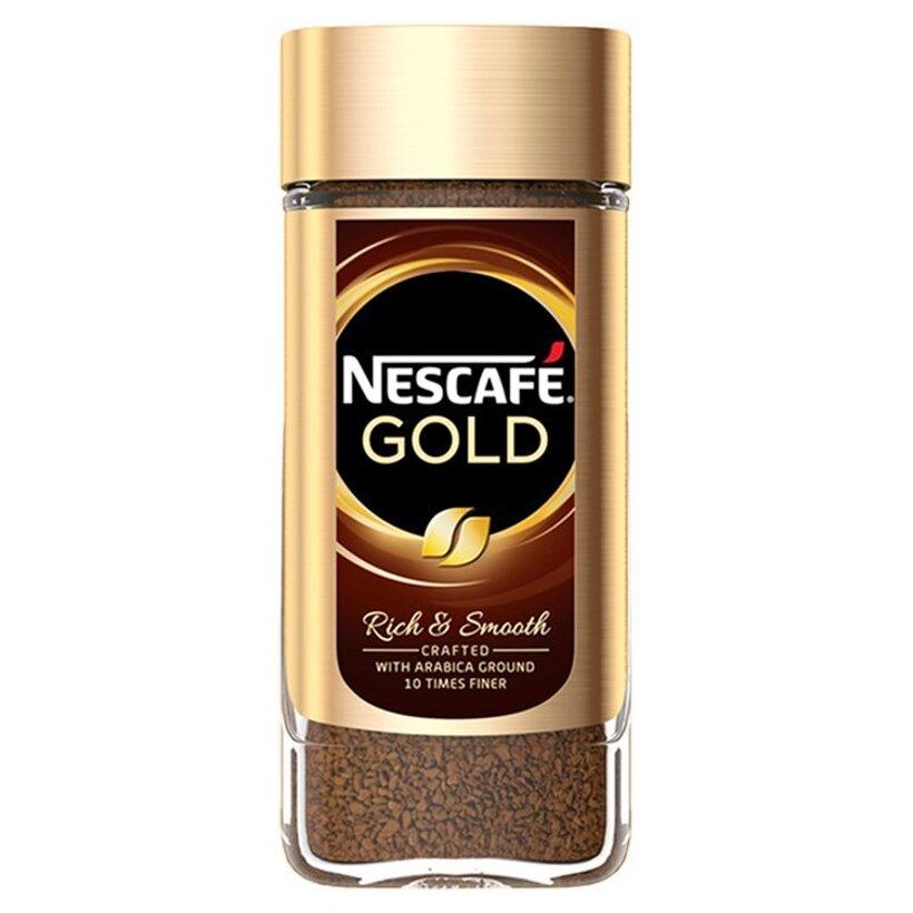 NESCAFÉ GOLD Original, instantná káva, 100 g