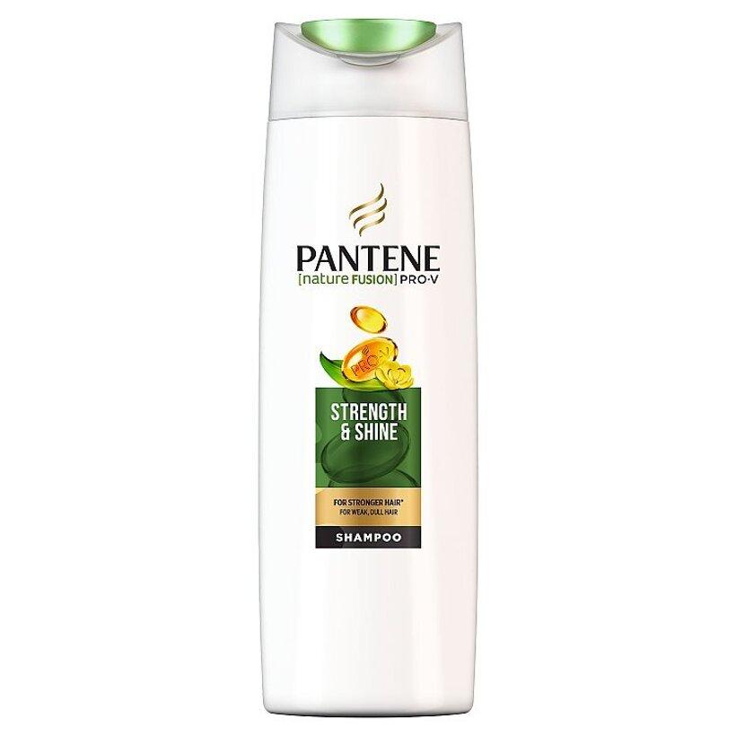 Pantene Pro-V Strength & Shine Šampón Na Matné Vlasy, 400 ml