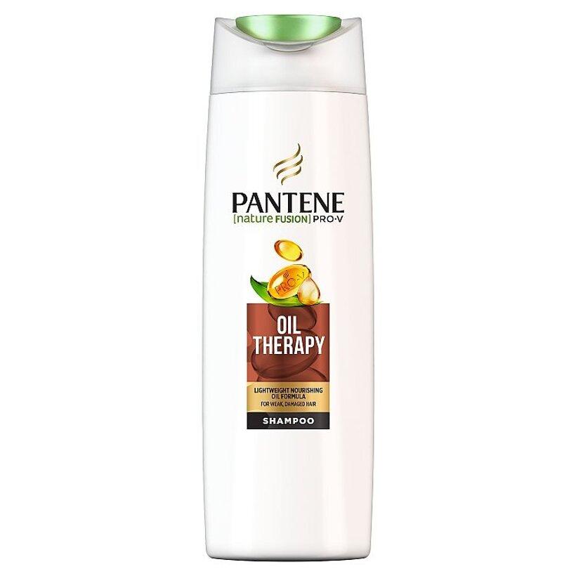 Pantene Pro-V Oil Therapy Šampón Na Oslabené Vlasy, 400 ml