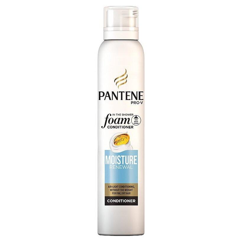 Pantene Pro-V Moisture Renewal Penový Balzam Na Jemné, Suché Vlasy 180 ml