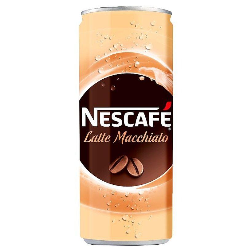 NESCAFÉ Latte Macchiato, ľadová káva 250 ml