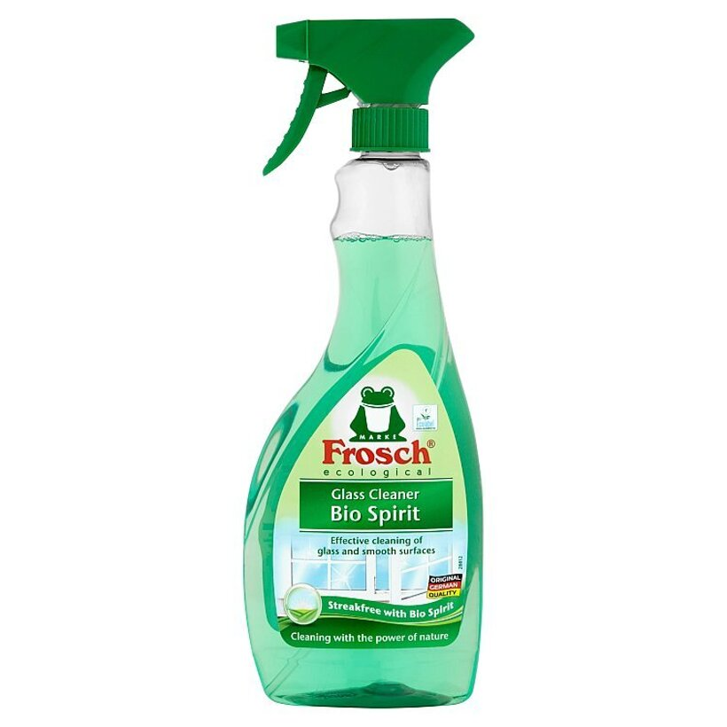 Frosch Ecological Bio Spiritus čistič skiel 500 ml