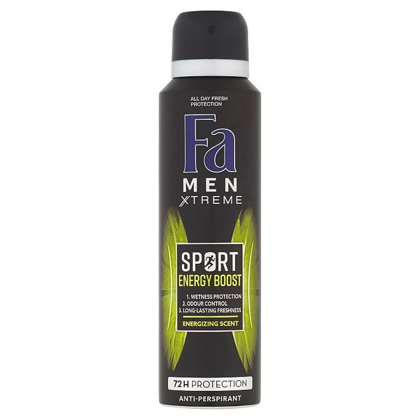 Fa Men antiperspirant Xtreme Sport Energy Boost 150 ml