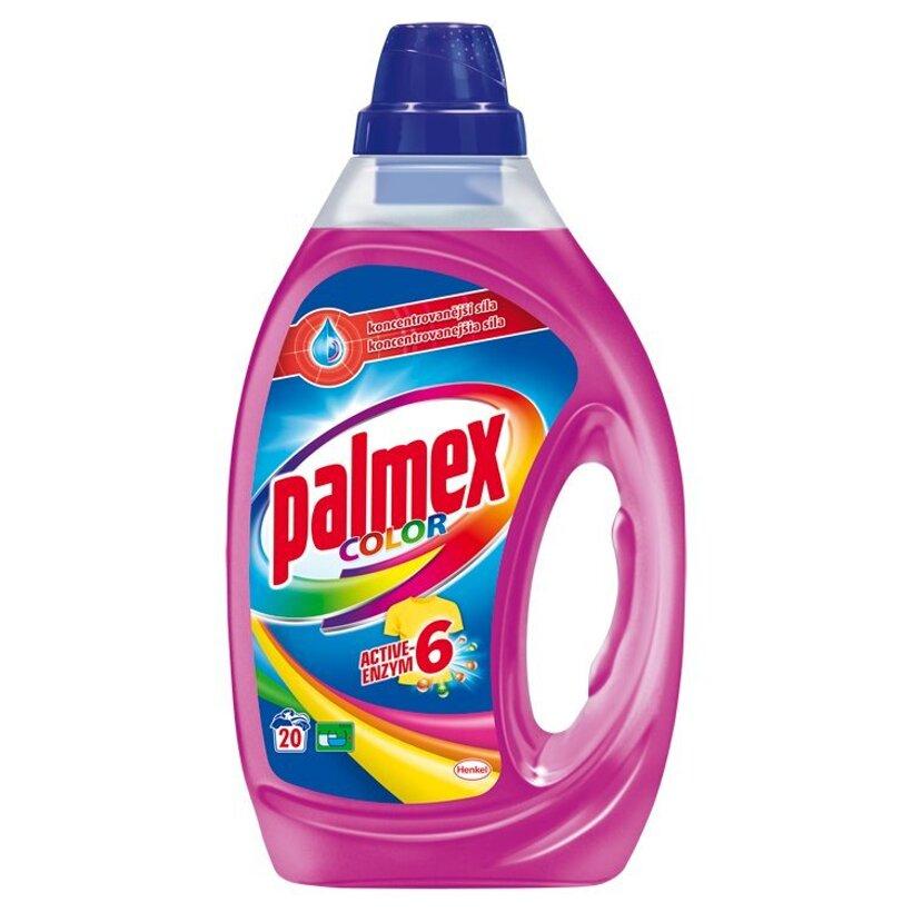 Palmex Color Active-Enzym 6 prací prostriedok 20 praní 1,00 l